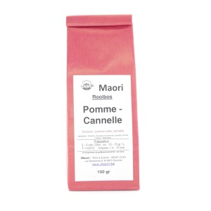 Rooibos Pomme - Cannelle